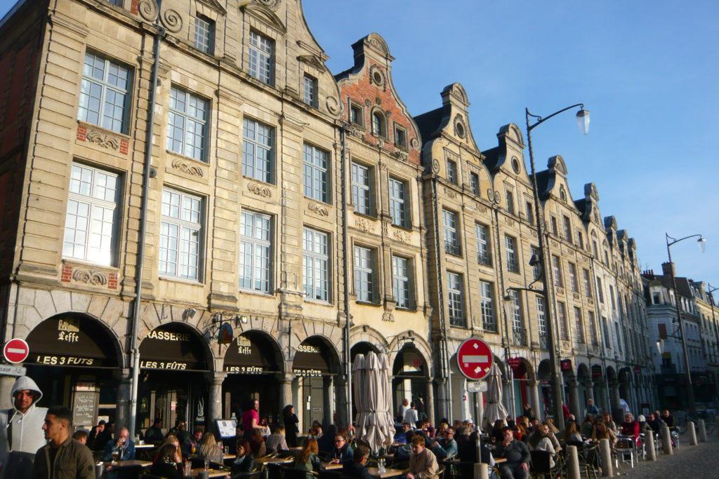 vue d'Arras
