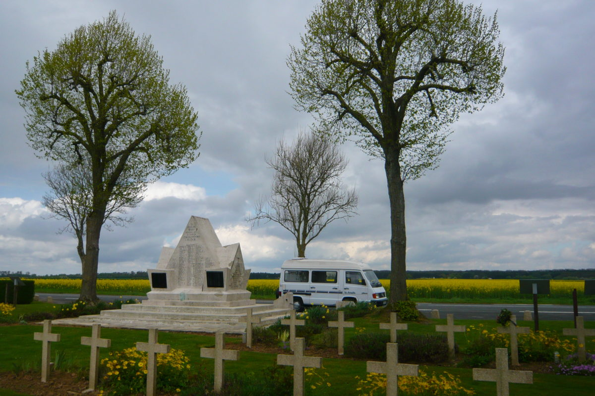 cimetière Artois