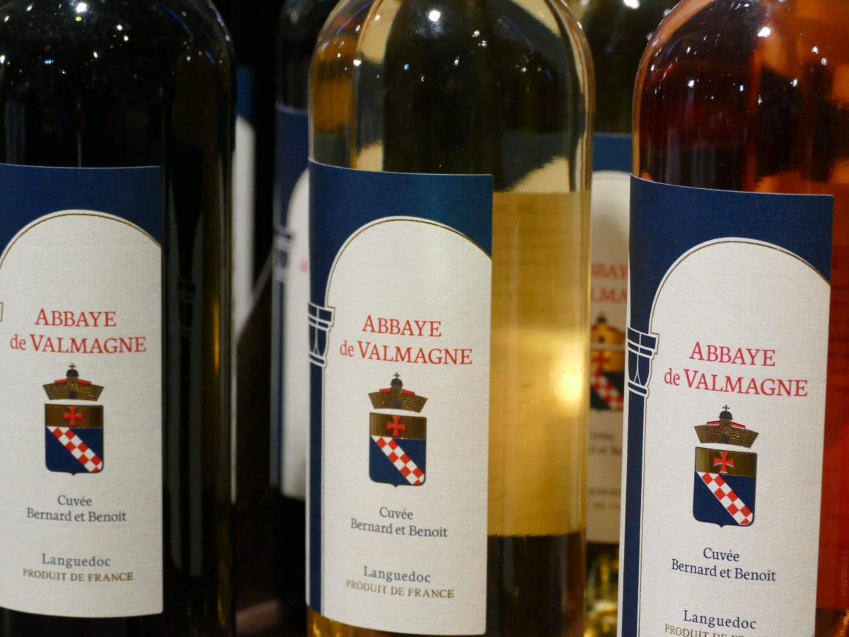 vin de l'abbaye de valmagne