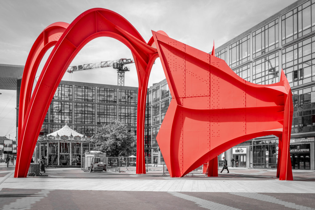 Araignée Rouge (Alexander Calder)