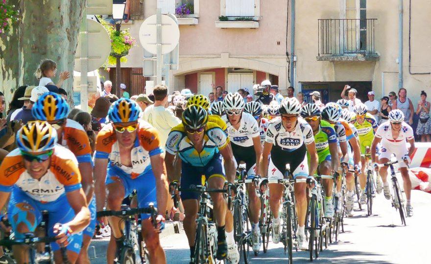 L'Evènement vélo français : Le Tour de France