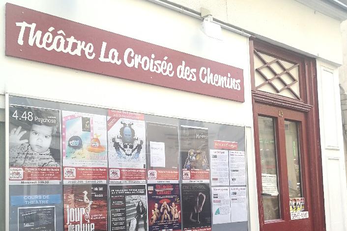 Théâtre La Croisée des Chemins Paris