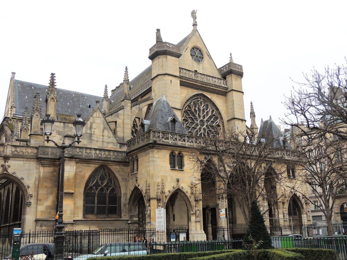 Eglise Saint Germain l'Auxérois