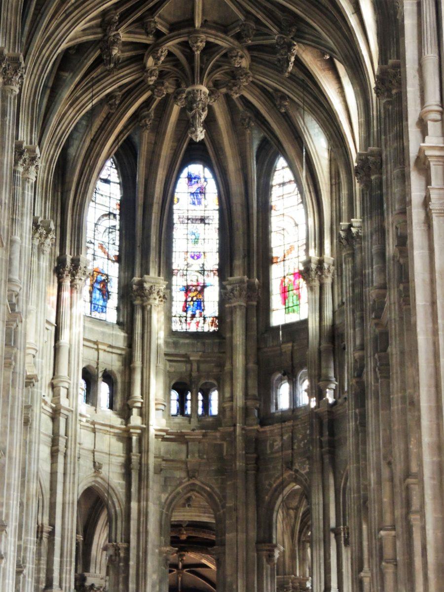Saint Eustache Style gothique