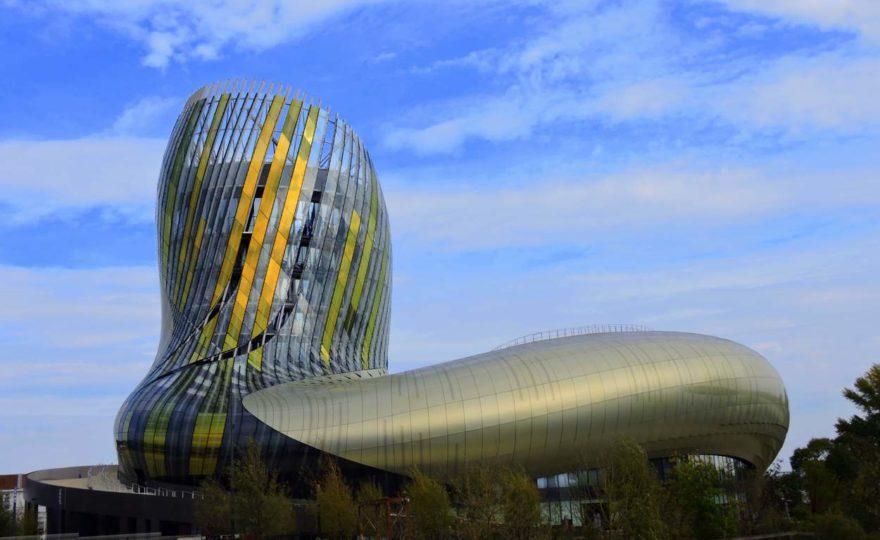 Visite guidée de la Cité du Vin à Bordeaux