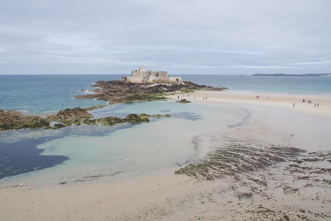 le fort national de Saint-Malo