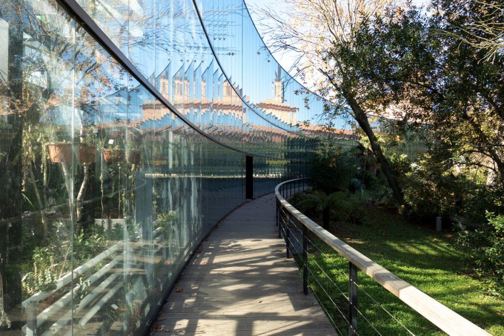 jardin botanique du museum de Toulouse