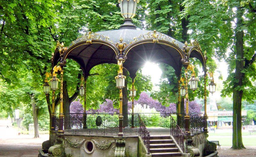Le printemps dans les parcs et jardins de France
