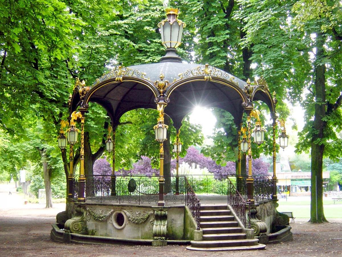 Parc de la Pépinière à Nancy©-French-Moments