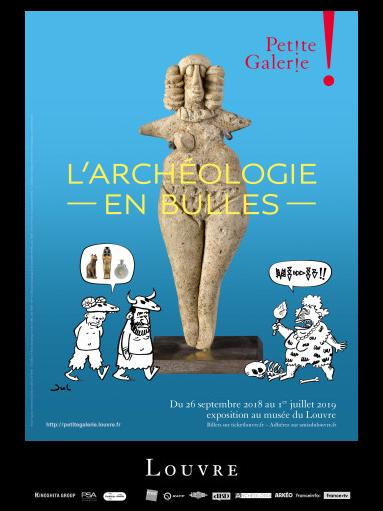L'Archeologie en Bulles