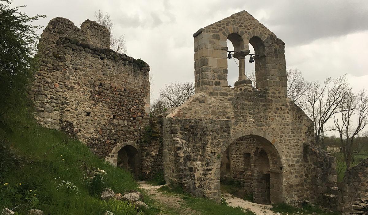 Sité médiéval de Donzy
