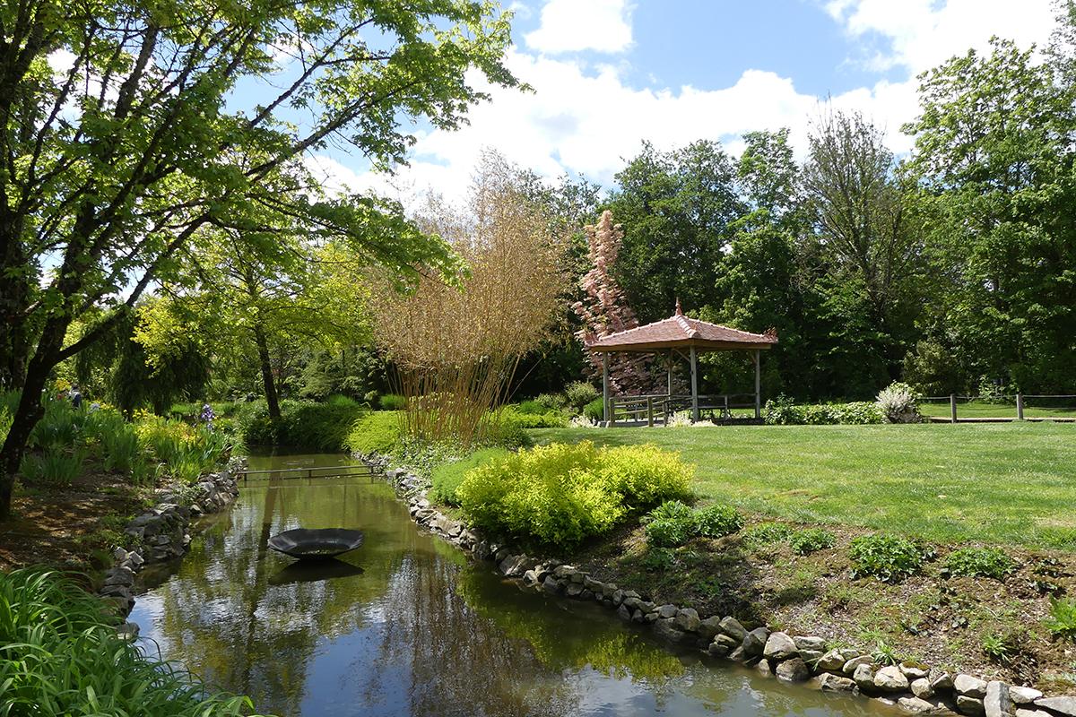 Jardins des Martels Tarn