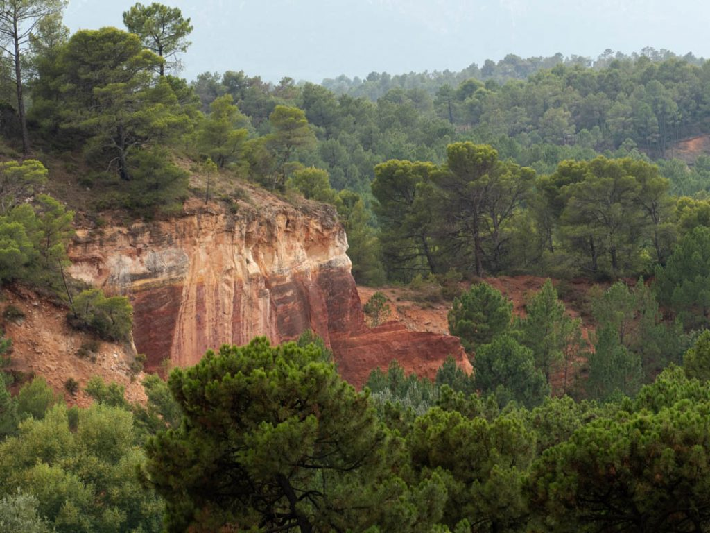 paysage du Luberon