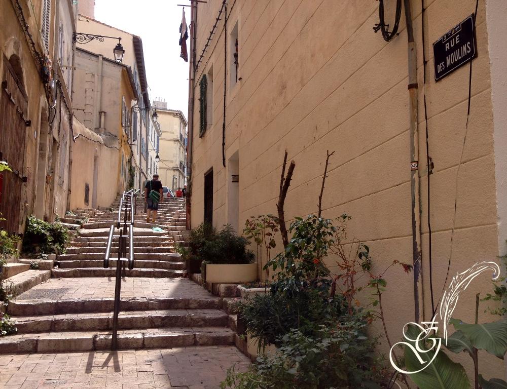 Rue des Moulins, Marseille