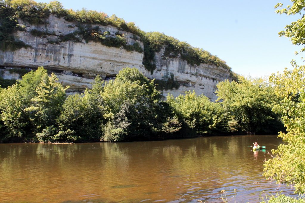La Roque Saint Christophe - Dordogne
